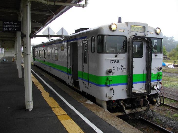 キハ40,北海道はこいつがゴロゴロいる。